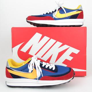 Nike New LD Waffle Sacai Blue Multi Sneakers