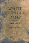 1938 White Mnt. Camp Brochure