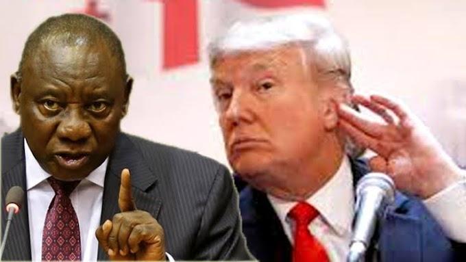 El presidente de Sudáfrica pide a Biden que revierta inmediatamente la decisión de Trump sobre el Sáhara Occidental.