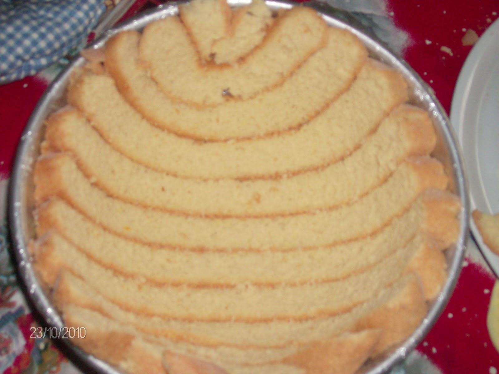 I dolci di Agata... e non solo !!!: Zuccotto con ricotta e scaglie ...