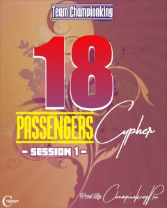 18 Passengers Cypher_Session 1
