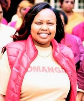 Millicent omanga news and big booty politician in Africa and Kenya