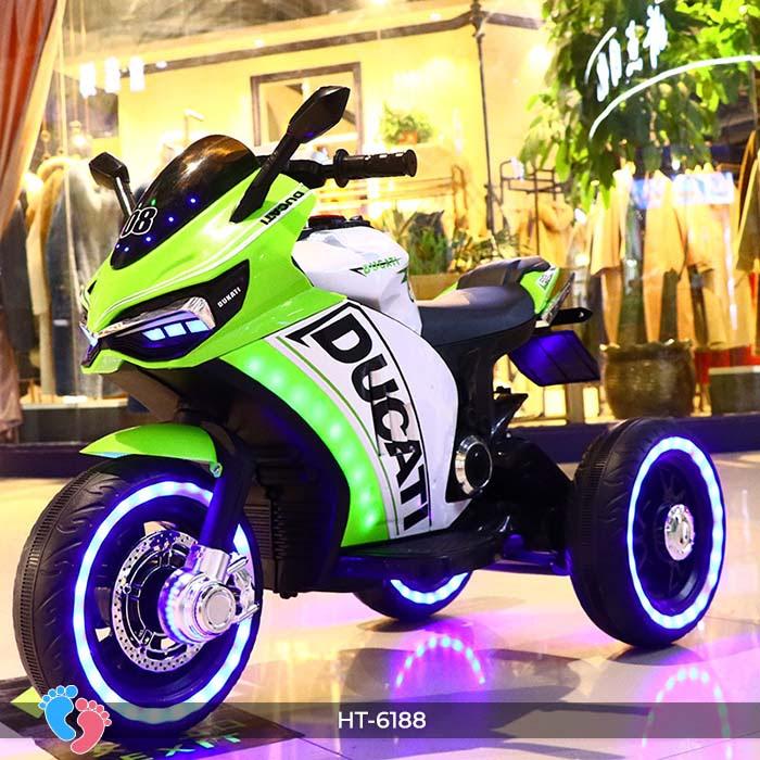 Xe mô tô điện thể thao Ducati HT-6188 4