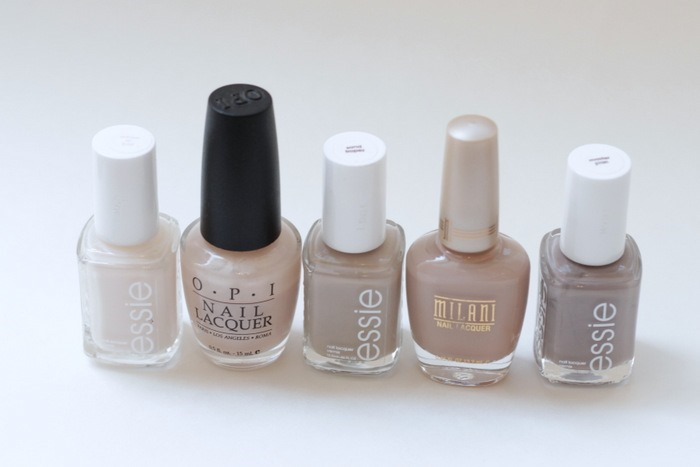 50  Fashion Summer nail polish