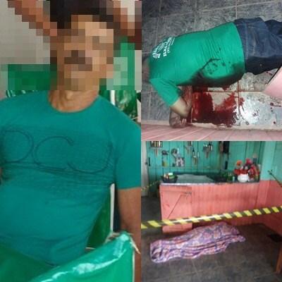 Duplo homicídio acontece na manhã desta segunda-feira no distrito Campo Verde km30.