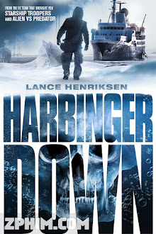 Trùng Quỷ - Harbinger Down (2015) Poster