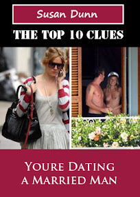 Cover of Susan Dunn's Book The Top 10 Clues Youre Dating A Married Man