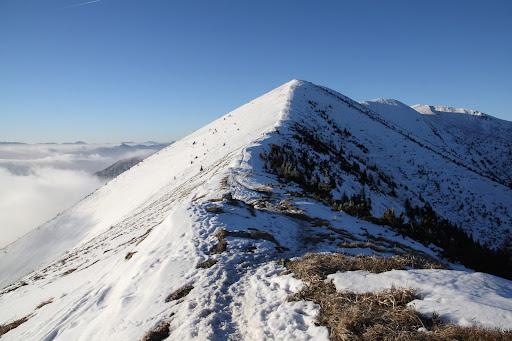 Steny - južný vrchol