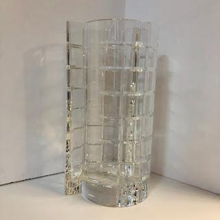 Tiffany & Co. Large Crystal Vase