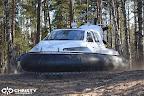 Судно на воздушной подушке Christy 6183 - Ходовые испытания | фото №1