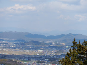 奥美濃の白い山