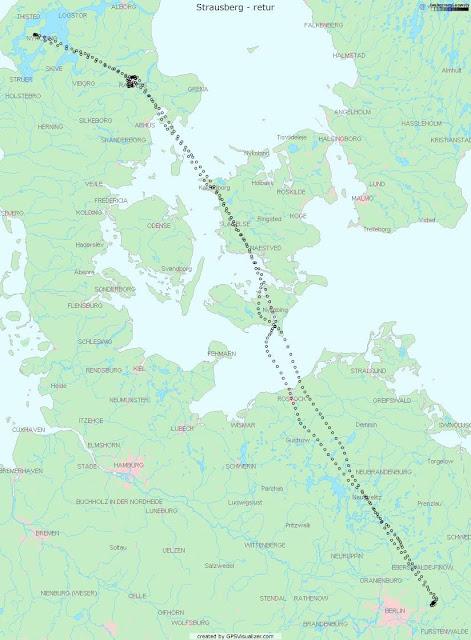 I Stemme S10-VT fra Berlin til Mors