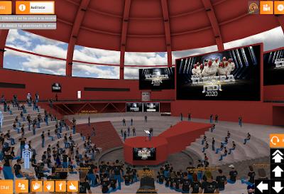 Expo Elektra 2020 fue virtual