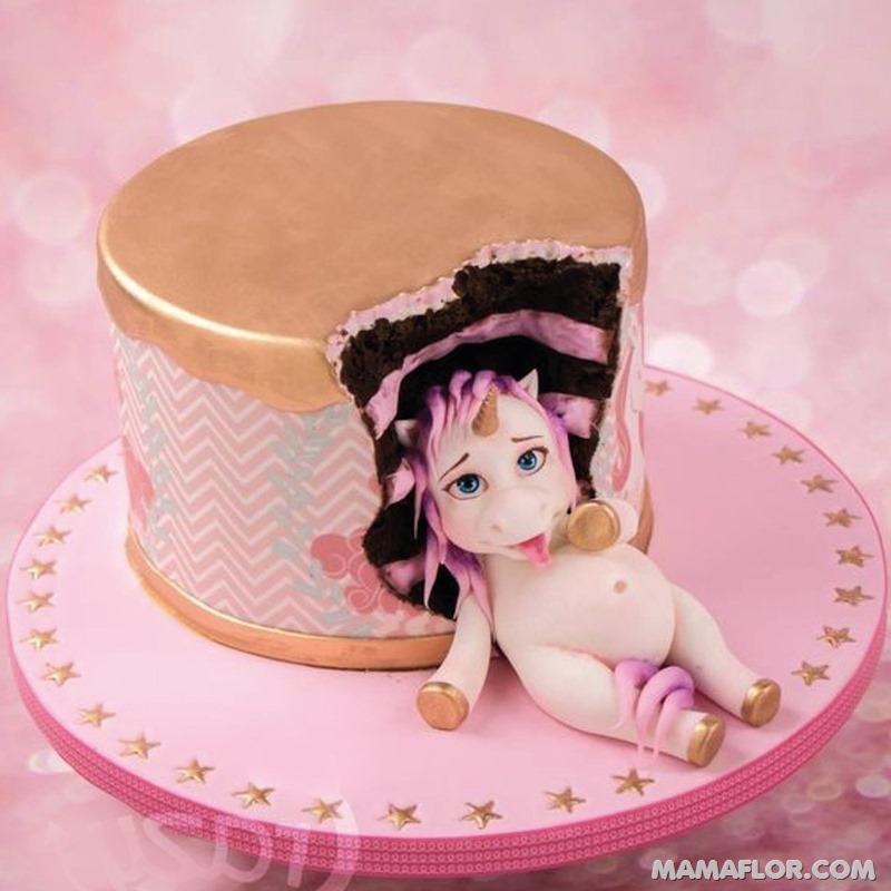 tortas-de-unicornios-divertidas-15