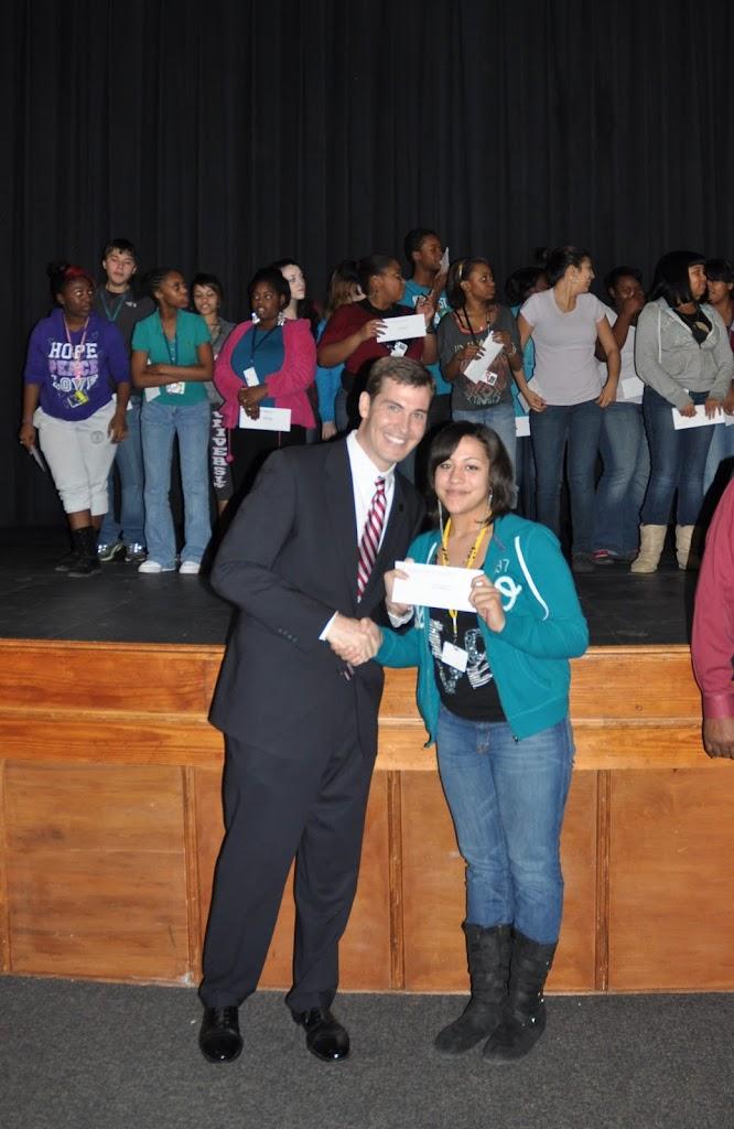 Southwest Arkansas Preparatory Academy Award Letters Hope High School Spring 2012 - DSC_0076.JPG