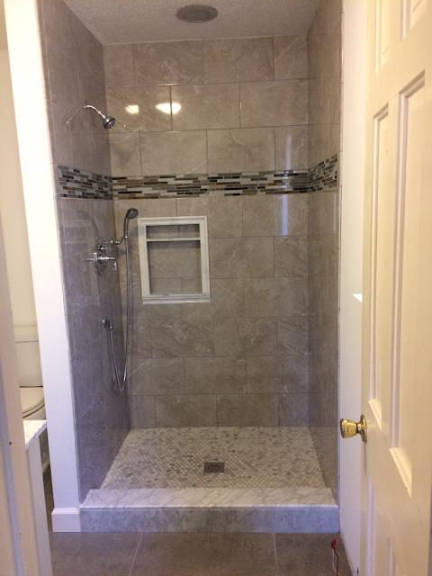 Custom Bathroom Remodeling Bathroom Remodel Ceramic Shower With - Bathroom remodeling fairfield ct