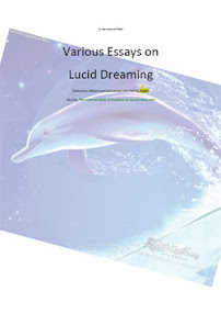 Cover of Stephen La Berge's Book Various Essays On Lucid Dreaming