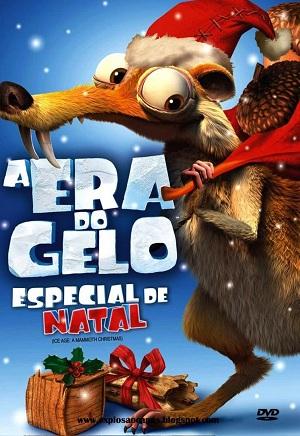 desenho Download   A Era do Gelo : Especial de Natal   DVDRip AVi Dual Áudio + RMVB Dublado