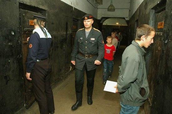 Nhà tù Karosta Latvia