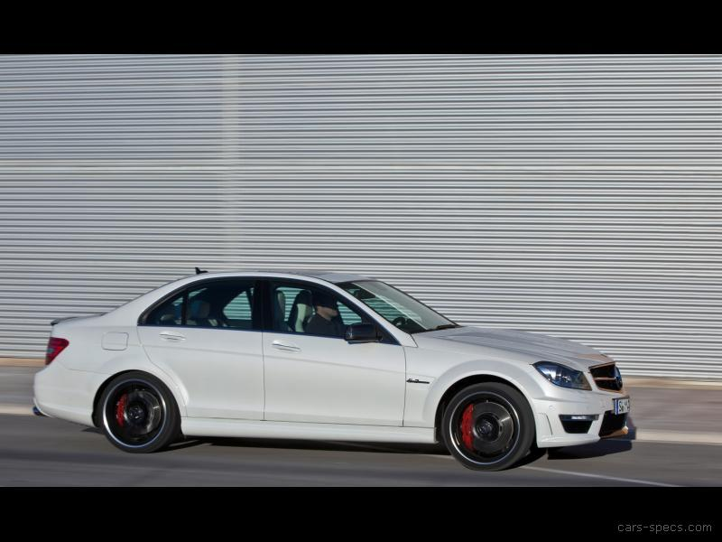 2012 mercedes benz c class c63 amg specifications for Mercedes benz c class horsepower