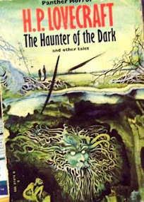 Cover of Howard Phillips Lovecraft's Book The Haunter of the Dark