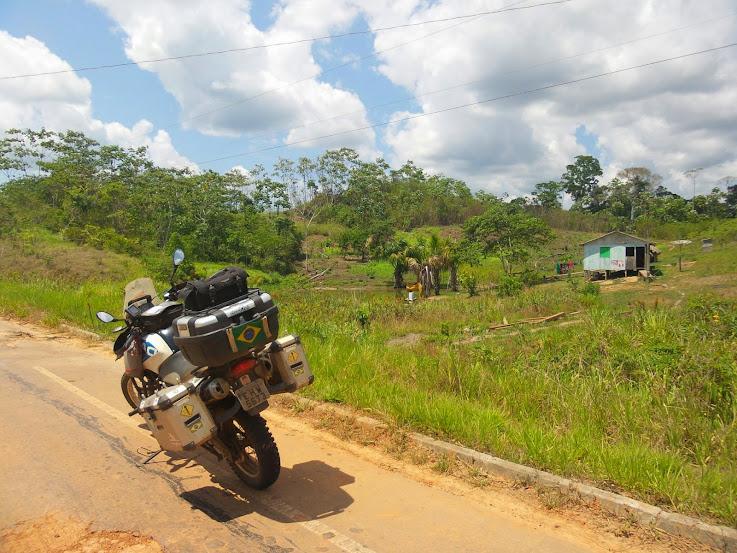 Brasil - Rota das Fronteiras  / Uma Saga pela Amazônia - Página 2 20140902_125309