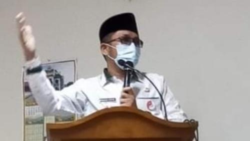 Wali Kota Padang Hendri Septa beserta tim akan bersafari ramadan pada Rabu, 14 April 2021 malam ini.