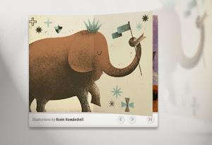 BookBlock – Content Flip jQuery Plugin - Hiệu ứng chuyển trang dạng flip book