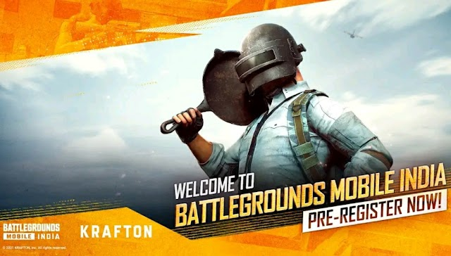 BATTLEGROUNDS MOBILE INDIA pre-register : how to pre-register BATTLEGROUNDS MOBILE INDIA