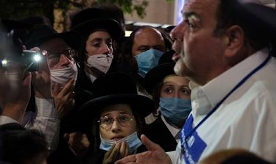 É judeu ortodoxo vs. judeu ortodoxo em Nova York - e todos os judeus perdem