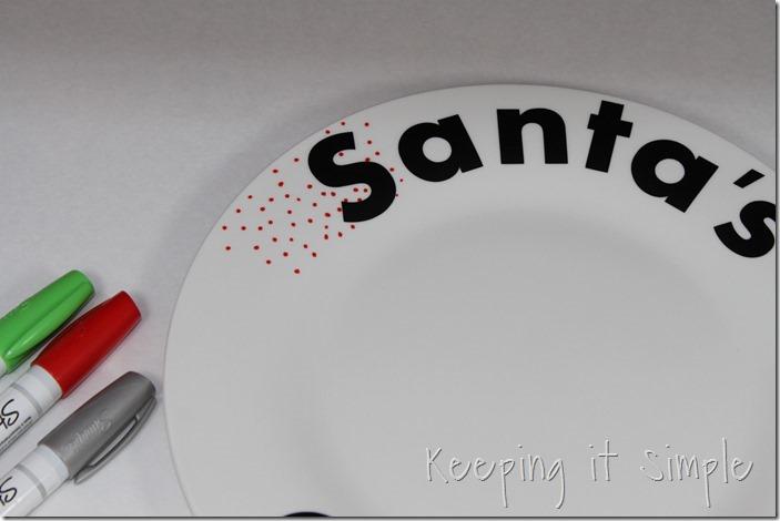 #ad Santa-Cookies-Cake-Cookies-With-DIY-Santa-Plate #BakeintheFun (8)