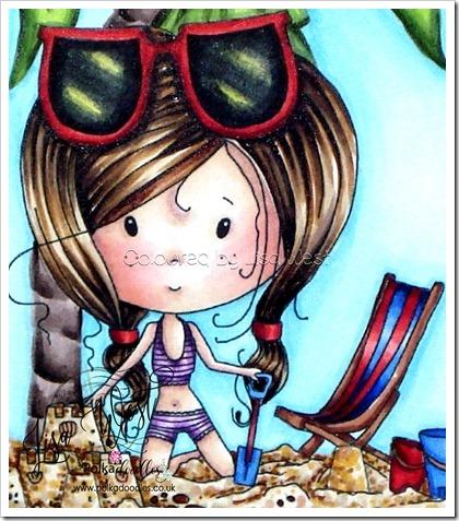 Winnie at the Beach (4)