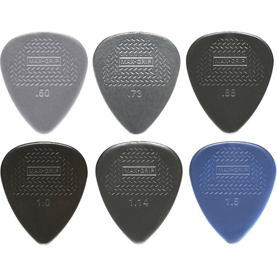 Pick Dunlop Nylon Max Grip