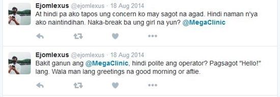 MegaClinic Twitter 2