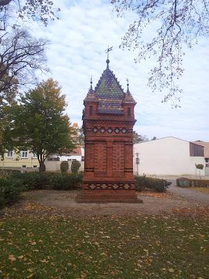 In Mistelbach am Tradi Mistelbach Stadt - Bahnhof (GC4M9KB)