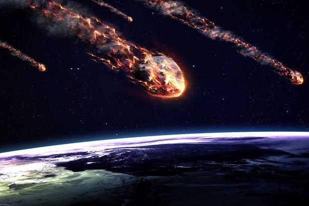 Ilmuan Sebut Virus Corona dari Ledakan Meteor di China