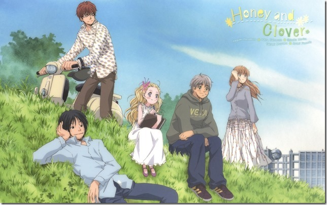 Hachimitsu_to_Clover_Honey_and_Clover_2560x1600