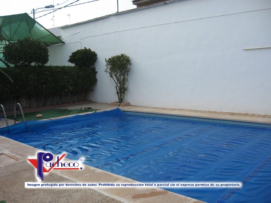 Cat logo de lonas para piscinas y cobertores de toldos for Toldos para piscinas