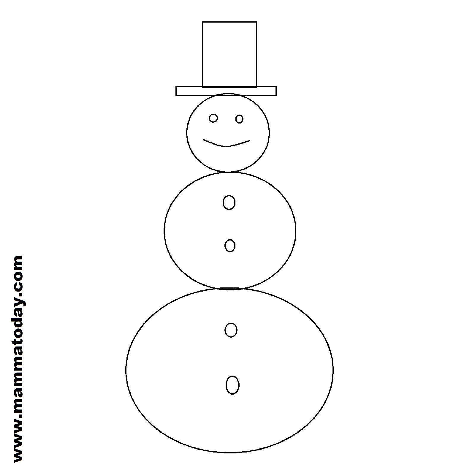 Disegni Da Colorare Gratis Di Natale.5 Disegni Di Natale Da Stampare E Colorare Gratis Mamma Today Una Mamma Di Oggi