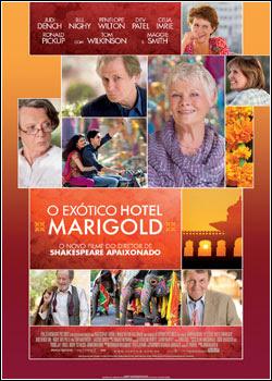5 O Exótico Hotel Marigold   BDRip   Dual Áudio