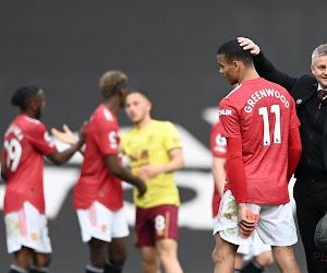 Premier League : Manchester United continue sa formidable série contre Burnley