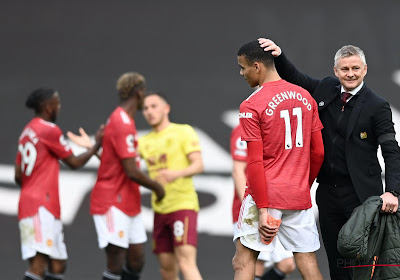 Premier League : Manchester United continue sa formidable série contre Burnley