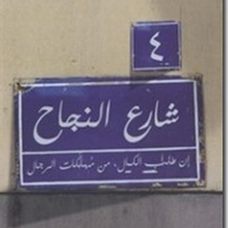 شارع النجاح لـ إيهاب فكري