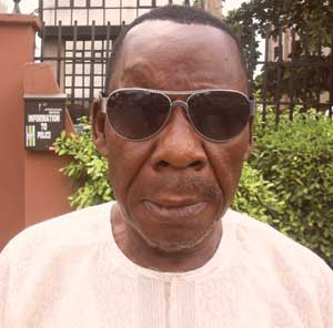 JUST IN: GENERAL PRINCE ADEKUNLE DIES AT 74