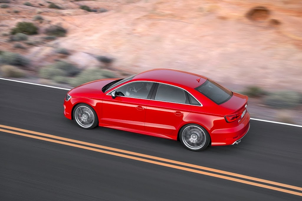 015 2015 Audi S3 Sedan