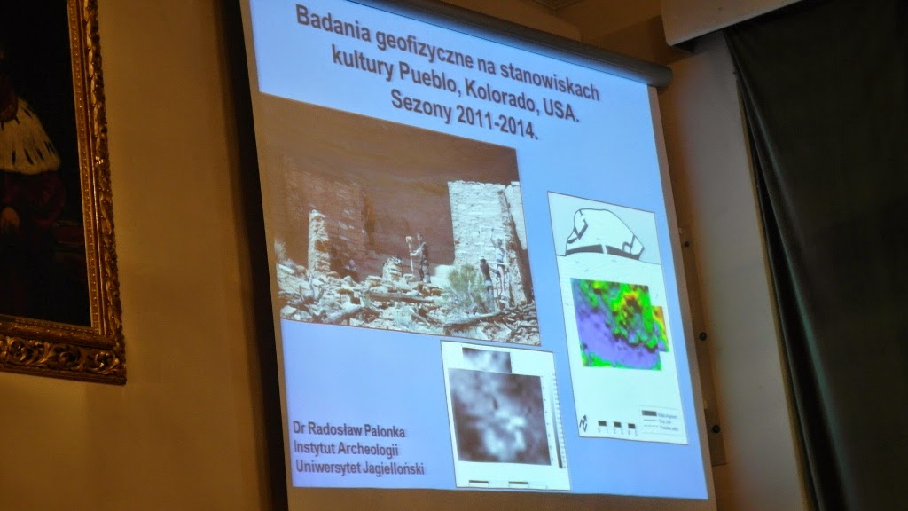 Konferencja Metody geofizyczne w archeologii polskiej (fot. J. Karmowski, K. Kiersnowski) - geof%2B%252853%2529.JPG