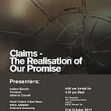 YIPs WA Seminar - Claims: the Realisation of Our Promise