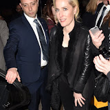 OIC - ENTSIMAGES.COM - Gillian Anderson at the  Letters Live - first night  in London 10th March 2016 Photo Mobis Photos/OIC 0203 174 1069