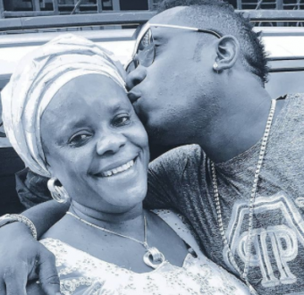 Singer, Duncan Mighty Eulogizes His Mum As She Turns 58