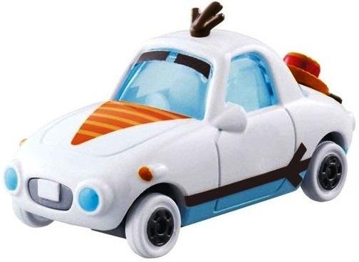 Đồ chơi Mô hình Tomica Disney Motors Người tuyết Olaf Frozen